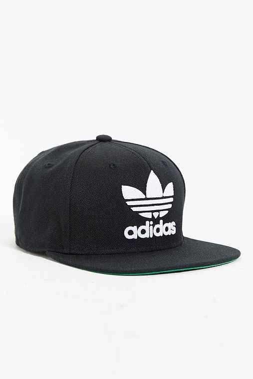 3cbc445c2aa6c6 adidas Originals Trefoil Snapback Hat | For the man | Snapback hats ...