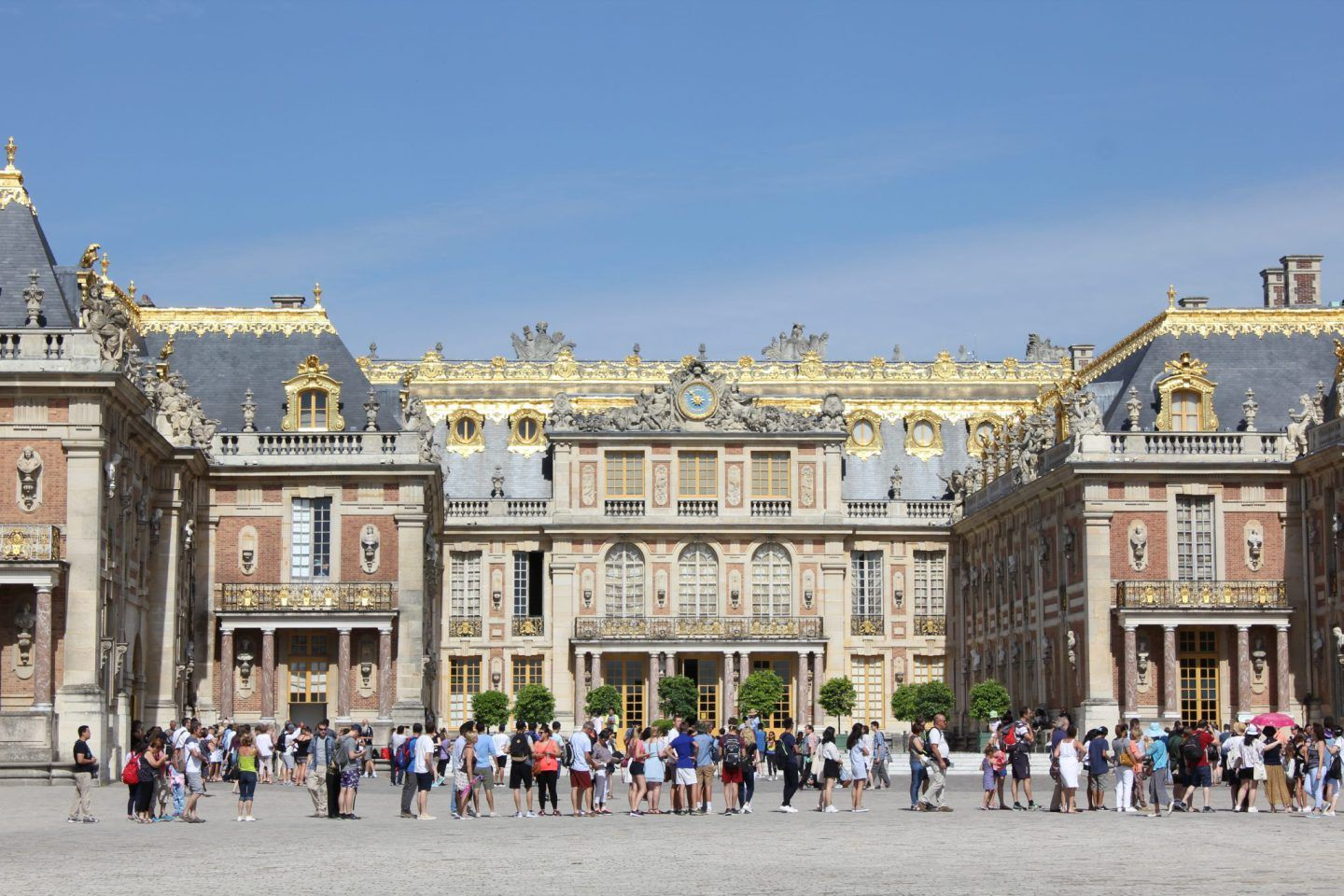 Skip The Line Versailles Palace And Gardens Walking Tour