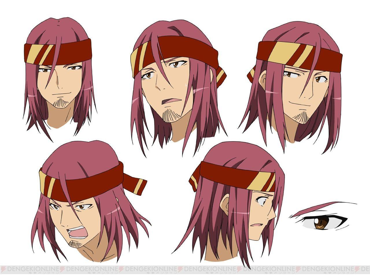 Klein (Face/Hair) Sword Art Online Sword art online