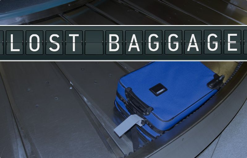 Lost Baggage Devotions Pinterest Baggage