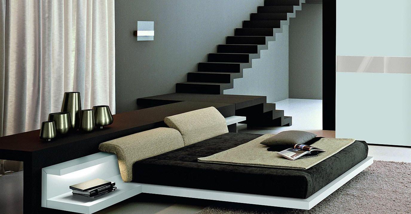 Zanette Camere Da Letto.Morfeo By Zanette Bedroom Double Beds Bed E Bedroom Black
