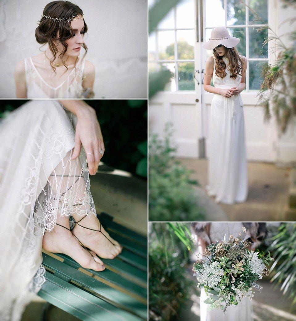 1970s wedding dress  Beautiful us Inspiration for the Modern Bohemian Bride  s