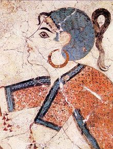The Wall Paintings of Thera Fira