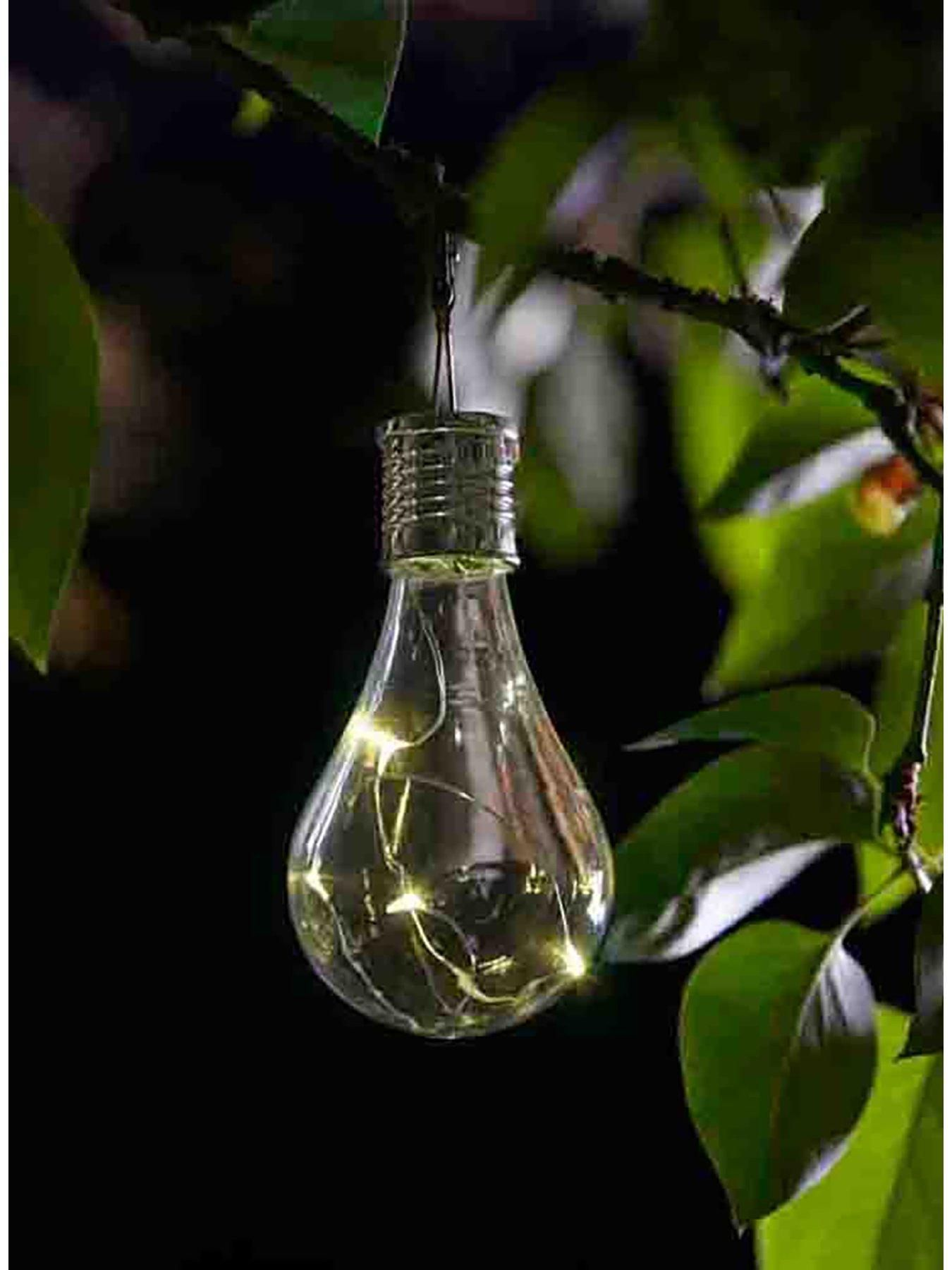 Smart Garden Eureka Solar Light Bulb 6pk One Colour Solar