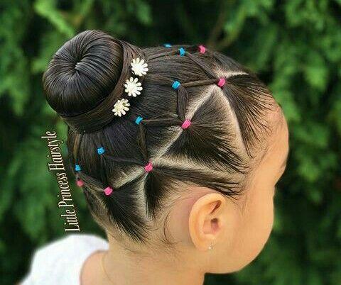 Pin De Gema Llanos En Peinados Nathalia Peinado Con Ligas Peinado