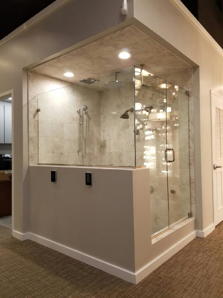 Majestic Series Custom Shower Enclosures Installation Greenvale Ny
