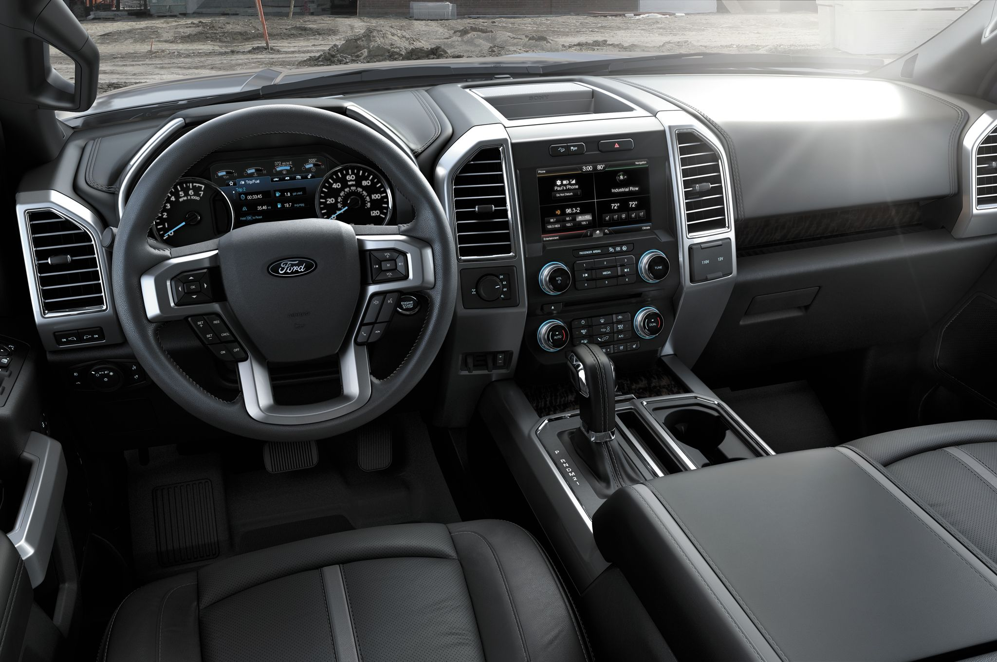 2015 Ford F 150 Unveiled Half Ton Truckin With Images
