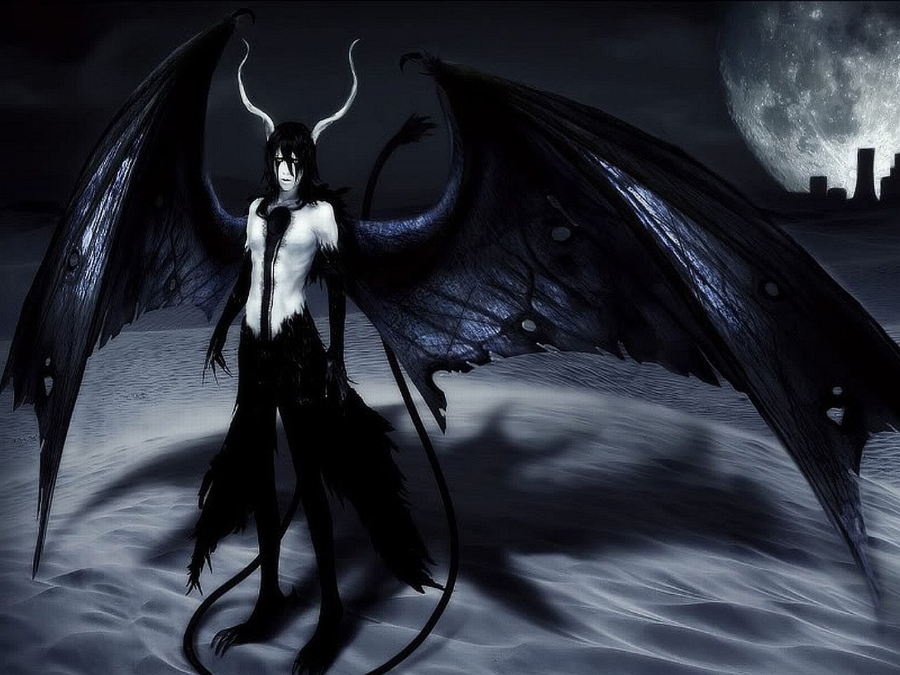 Ulquiorra Cifer Bleach Wallpaper (With images) Bleach art