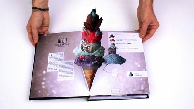 Hard: The Interactive Bookazine by Ruben Scupin | Book Art ...