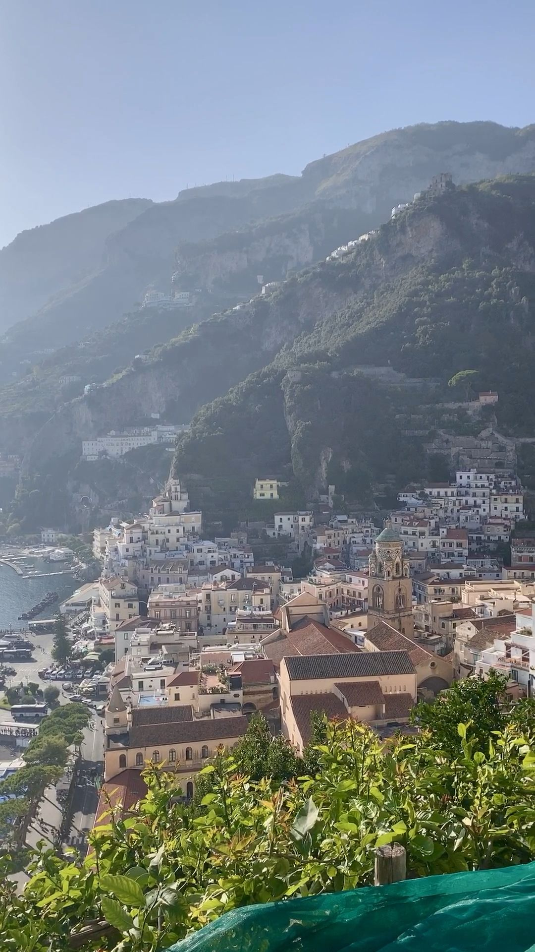 We have great suggestions on how to get to the Amalfi Coast step by step!