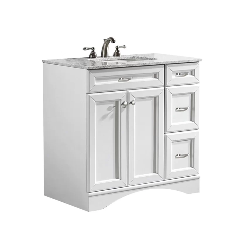 Willa Arlo Interiors Jonina 36 Single Bathroom Vanity Set Reviews Wayfair Single Bathroom Vanity Bathroom Vanity Vanity