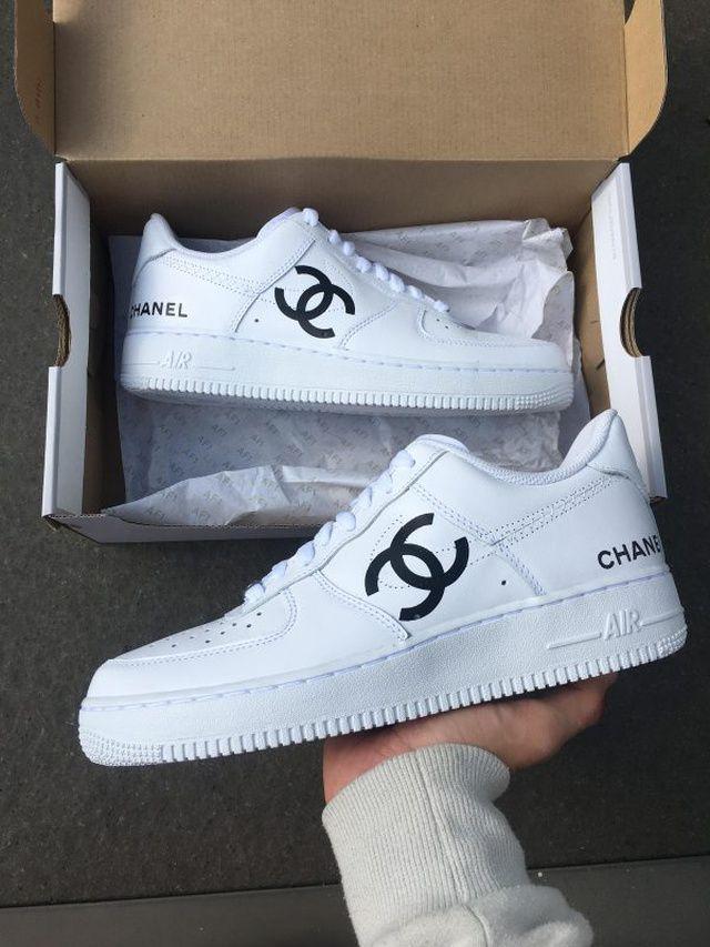 AF1 x CC in 2020 Nike schoenen, Schoenen en Nike