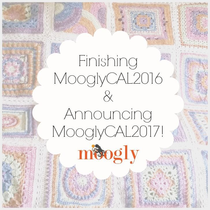 Finishing 2016 and Announcing the Moogly CAL 2017   Sewing . Fabric ...