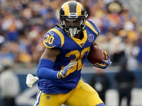 Rams Release Former Opoy Standout Todd Gurley Todd Gurley Nfl Network Salary Cap