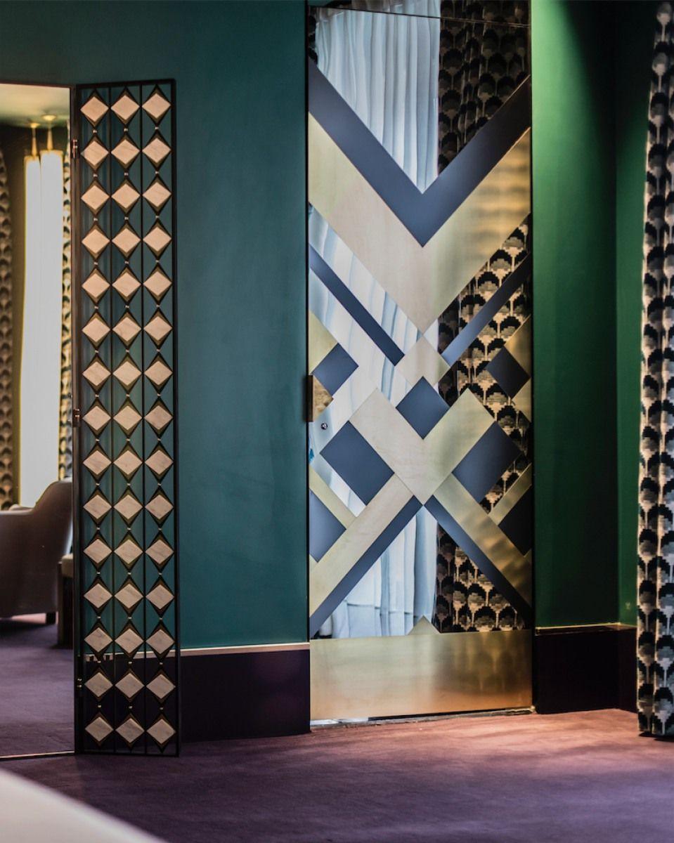 Dimore studio latest hotel saint marc paris colour for A for art design hotel
