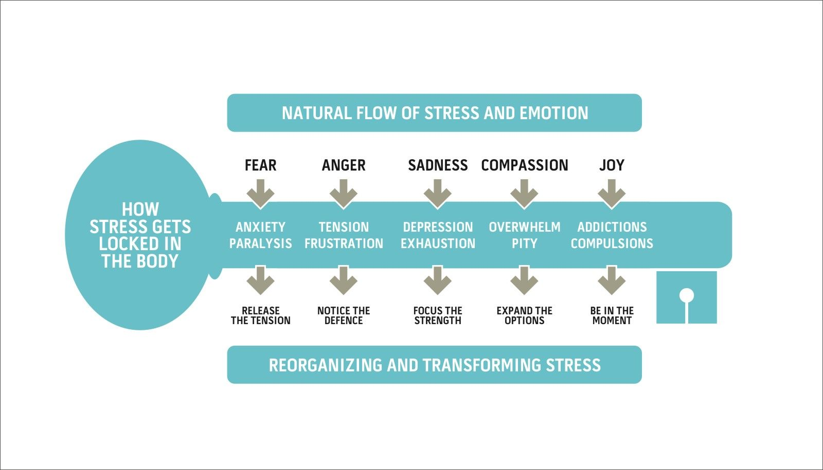 Natural Flow Of Stress And Emotion