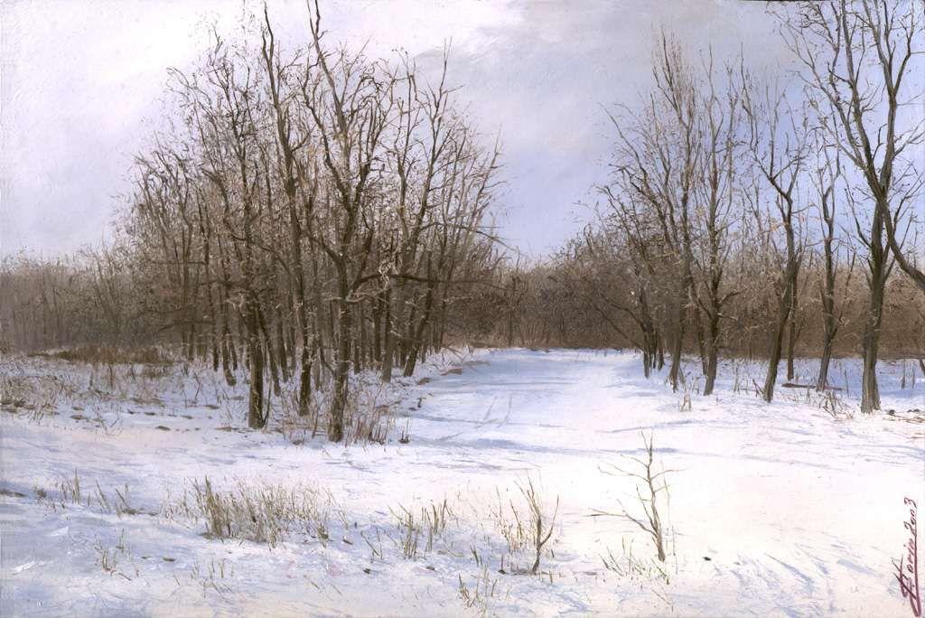 winter paintings - Google Search | Lighting - Seasons - Winter ...