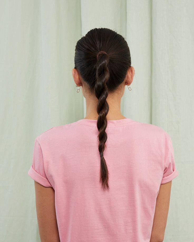 Quick Rope Braid Tutorial,  #Braid #Quick #Rope #Tutorial