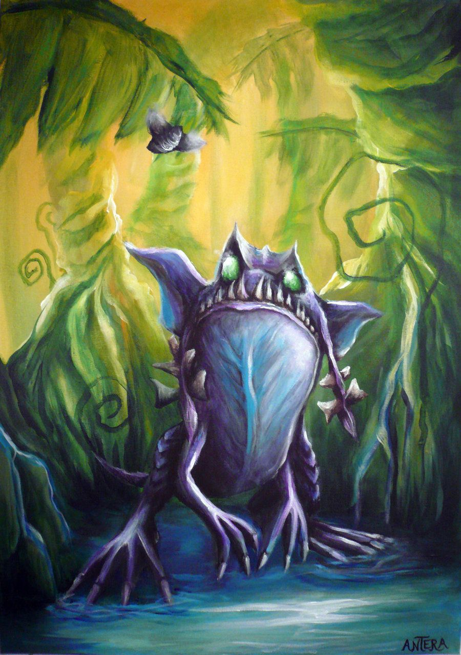 Fan Art World of Warcraft XXIV by ArtByAntera.deviantart.com on @deviantART