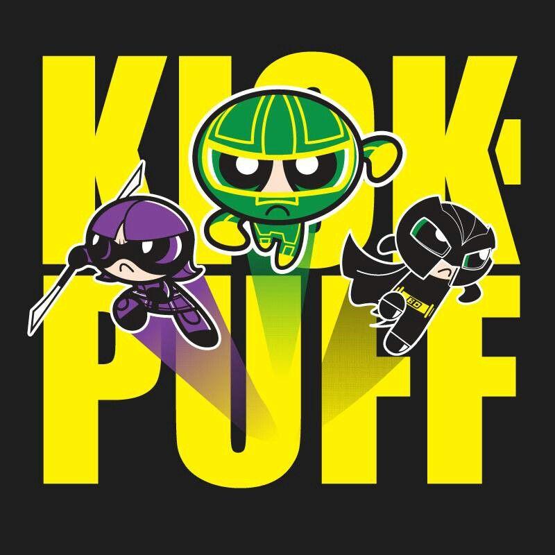 Kick puff :)