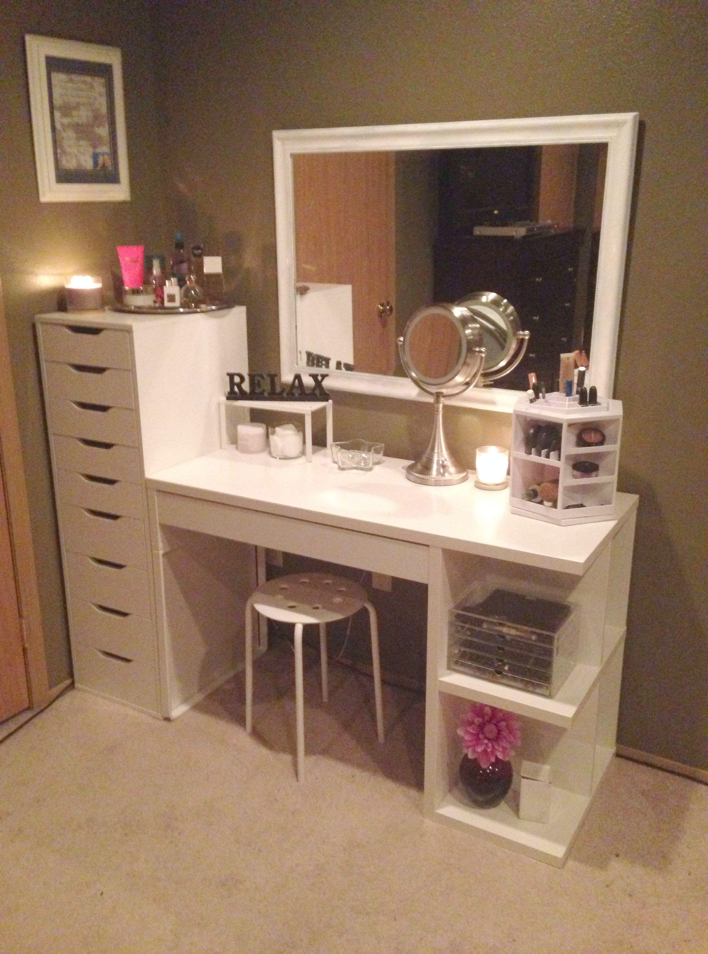 Stunning > Makeup Cabinet Organizer #Pin