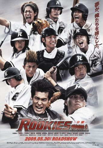 Rookies the Movie: Graduation (2009)…