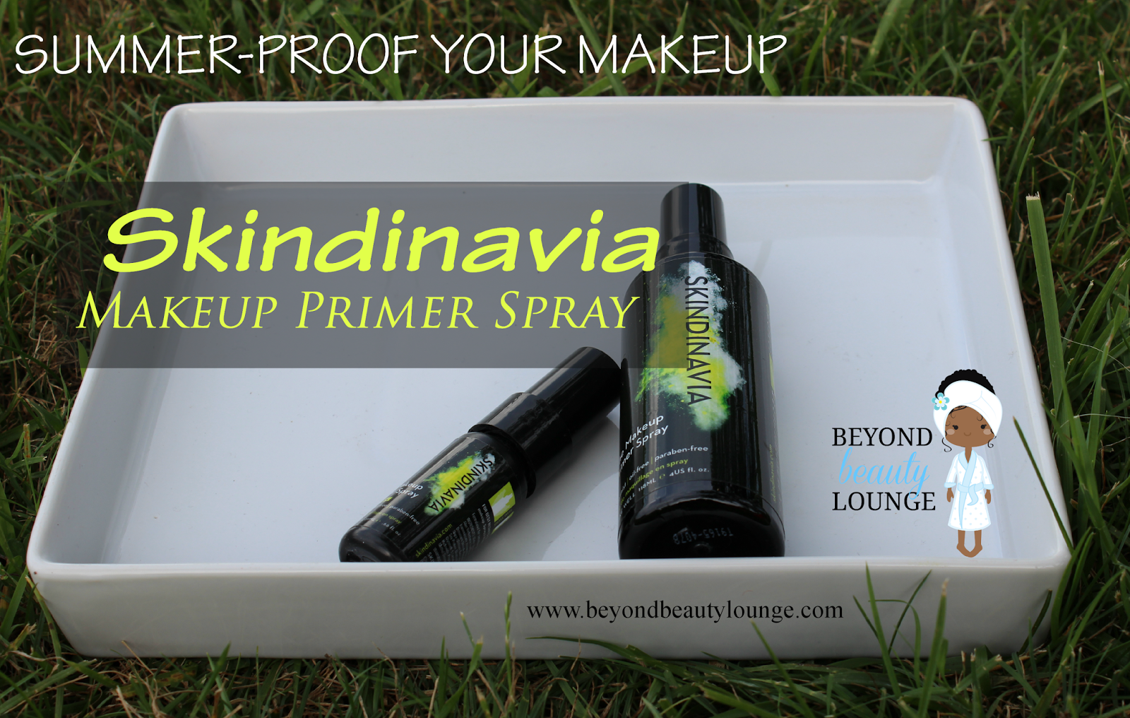 Skindinavia Makeup Primer Spray Review Makeup primer