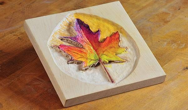 Finishing Wood With Watercolor Pencils Woodworking Watercolor