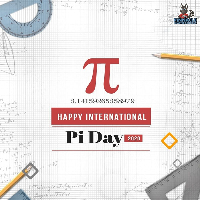 International Pi Day 2020 International Pi Day Online Education Teacher Name