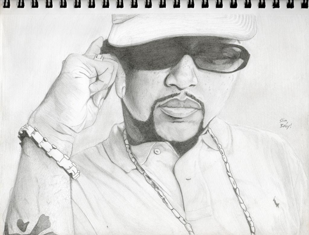Pimp C Facesofhiphop Tribute Drawing Faces Of Hip Hop Art Series