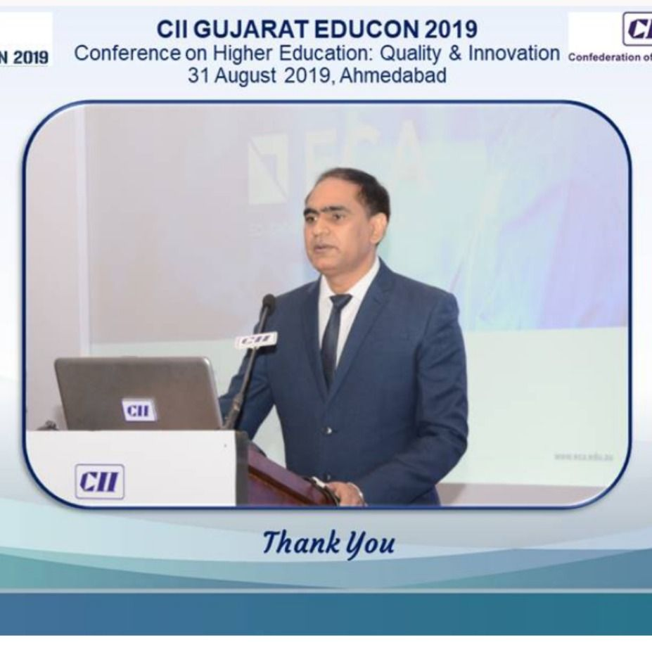 CII, the Confederation of Indian Industry, an industryled