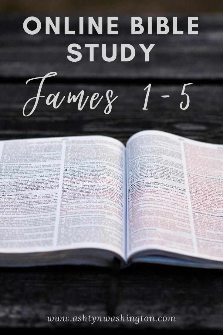 Bible Study Ashtyn Washington In 2020 Bible Study Book Of James Womens Bible Study