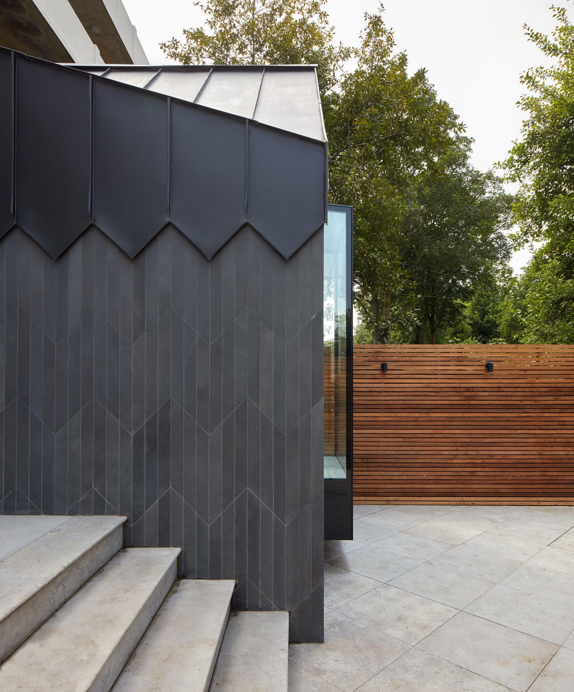 Cornerstone House By Merrett Houmoller Architects Wowow Home Magazine Facade Design Facade House London Townhouse