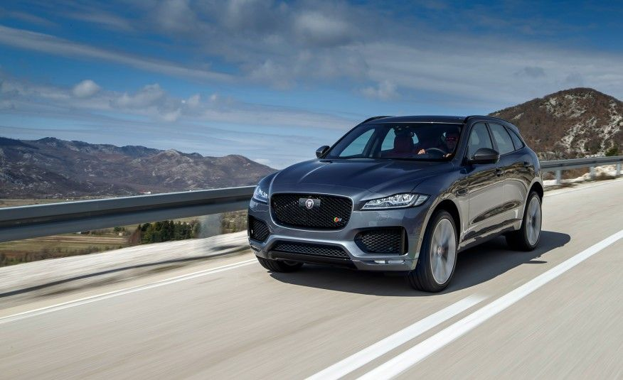 2017 Jaguar F Pace As Per The Disco This Is A New Car So Would Be Possible Only If Leasing Further Like Q5 Trunk Not Enough For Two Dogs