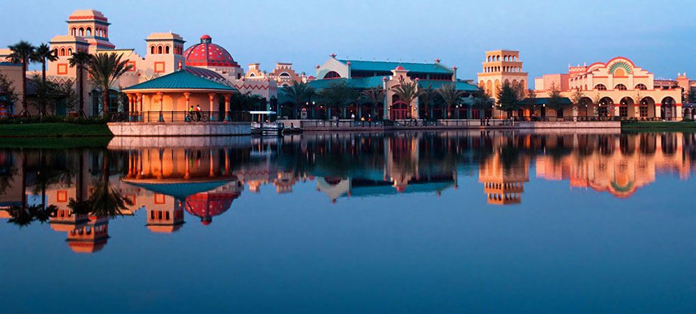Disney S Coronado Springs Resort