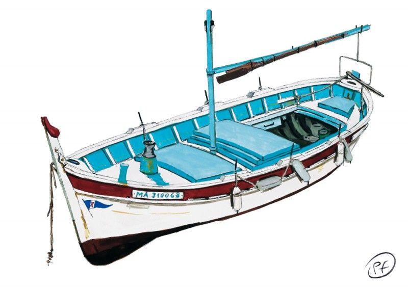 pointus marseillais et rafiaus toulonnais marseille sailing dinghy boat et dinghy. Black Bedroom Furniture Sets. Home Design Ideas