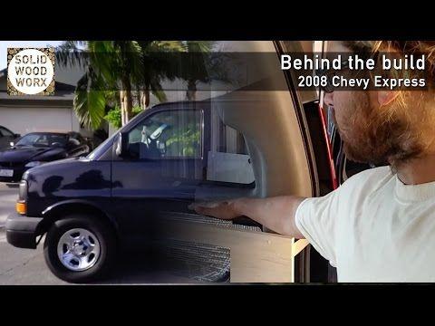 Youtube Chevy Express Van Conversion Van Conversion Videos
