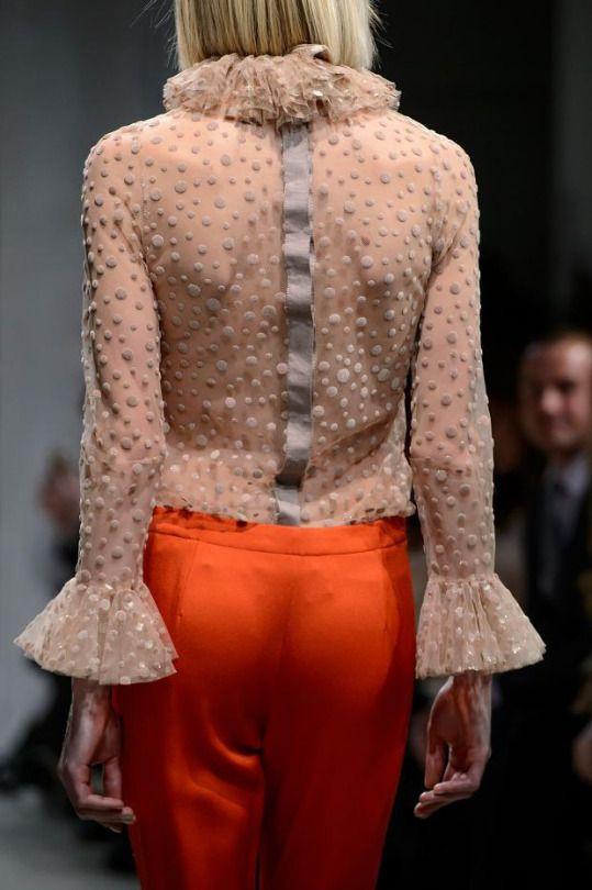Jenny Packham  | New York Fashion Week | Fall 2016   Via - forlikeminded.tumblr.com