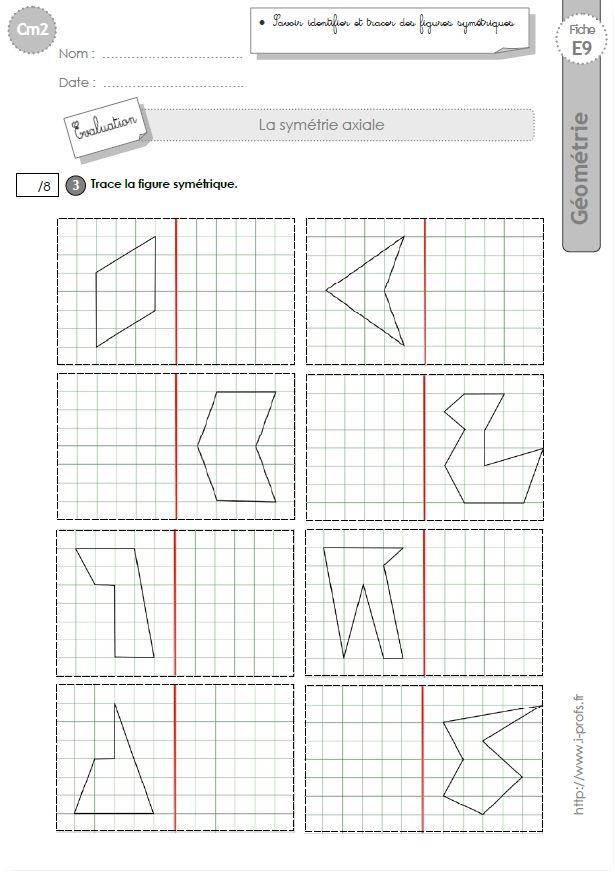 """Résultat de recherche d'images pour """"symétrie axiale ..."""