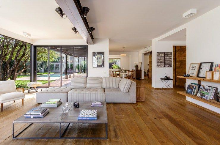 Butanta House By Lab Arquitetos ホームインテリアデザイン リビング デザイン インテリアデザイン
