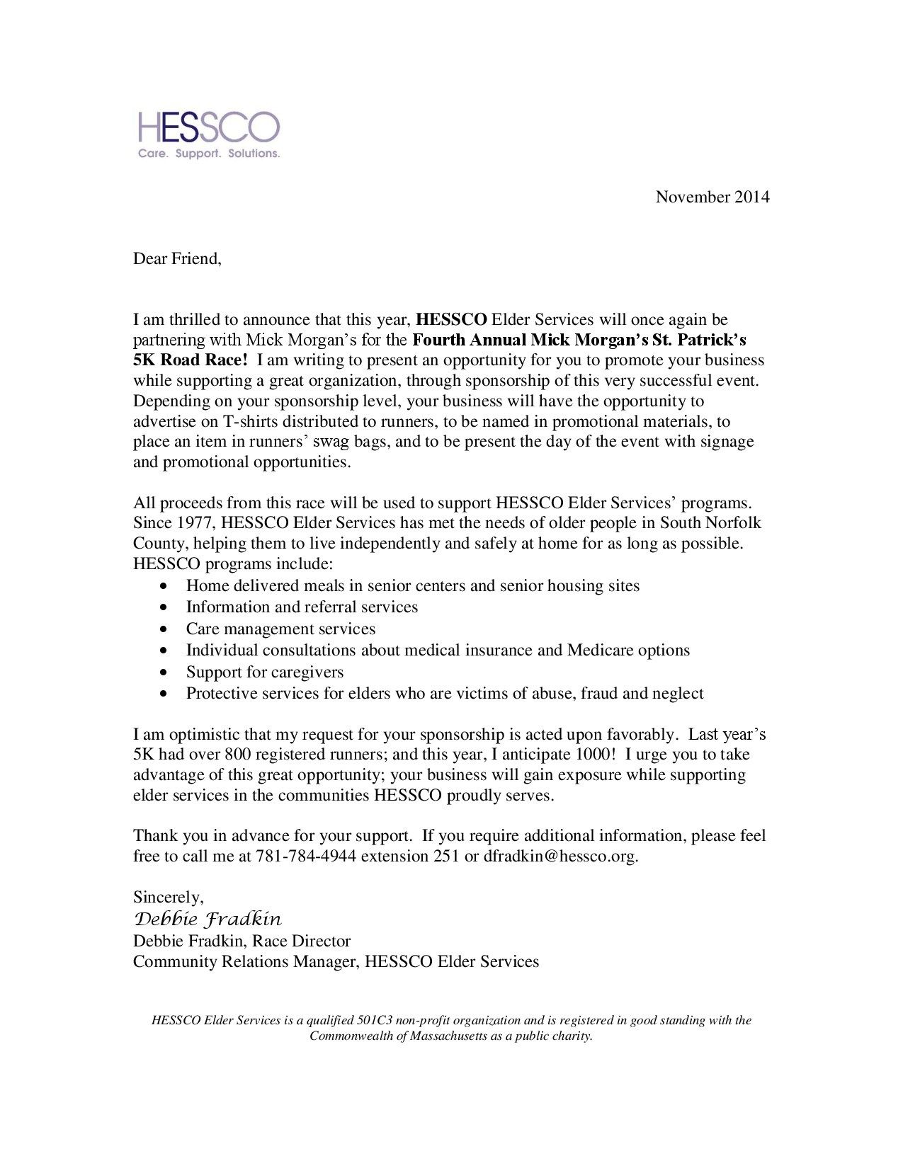 sponsorship for employment status cover letter sample job