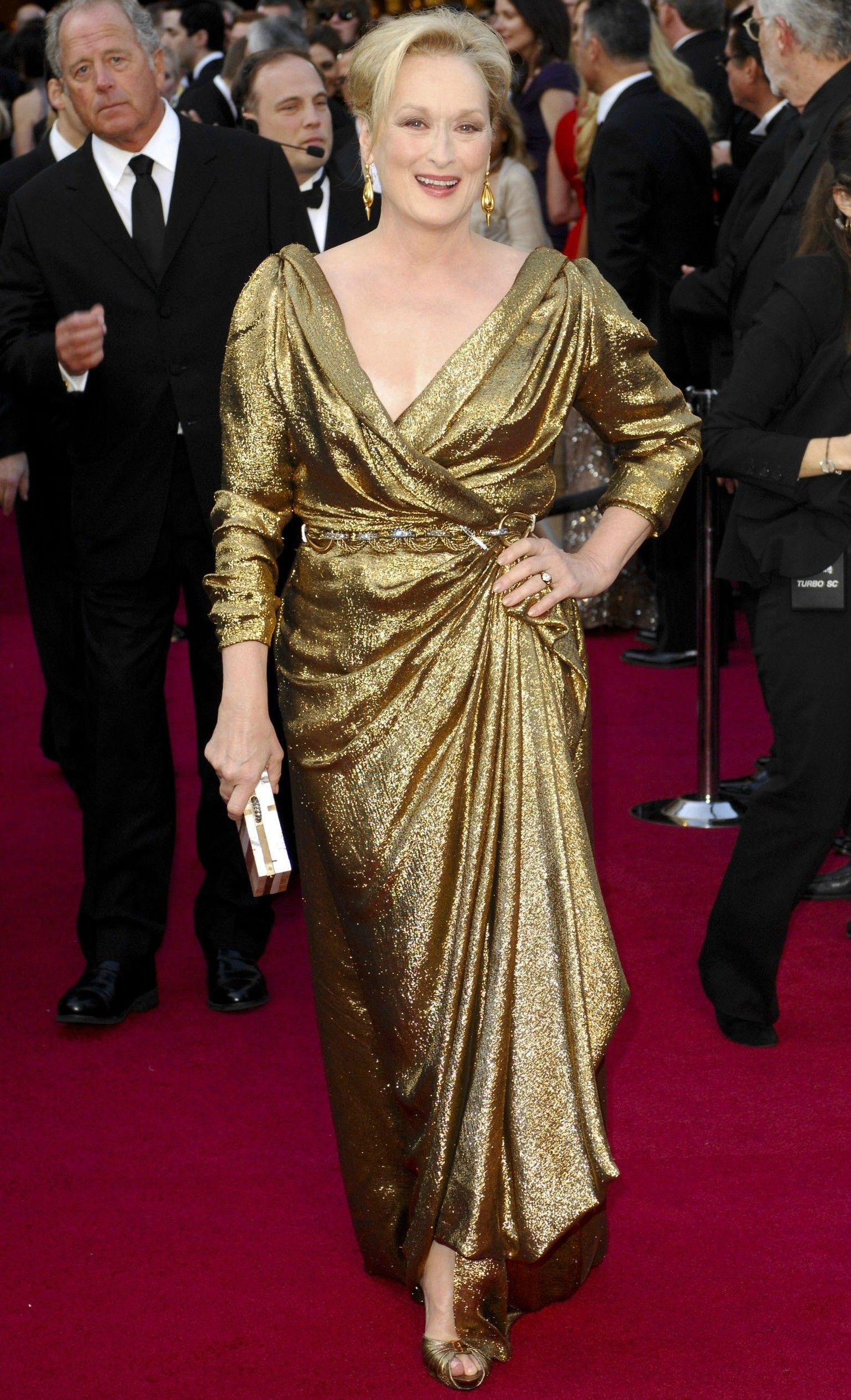 Meryl Streep, 2012