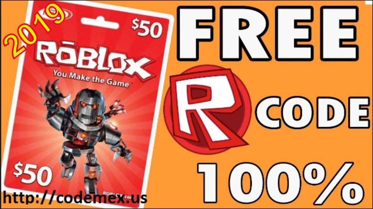 Free Roblox Promo Code 2019 || How To Get Free Roblox Gift