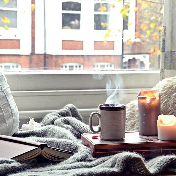 Cozy Home Decor Ideas To Be More Hygge: Why I Write & So Should You
