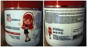 Toner red for redheads | Tonalizante vermelho para ruivas | Comprar tonalizante | redhead | red hair | mask red