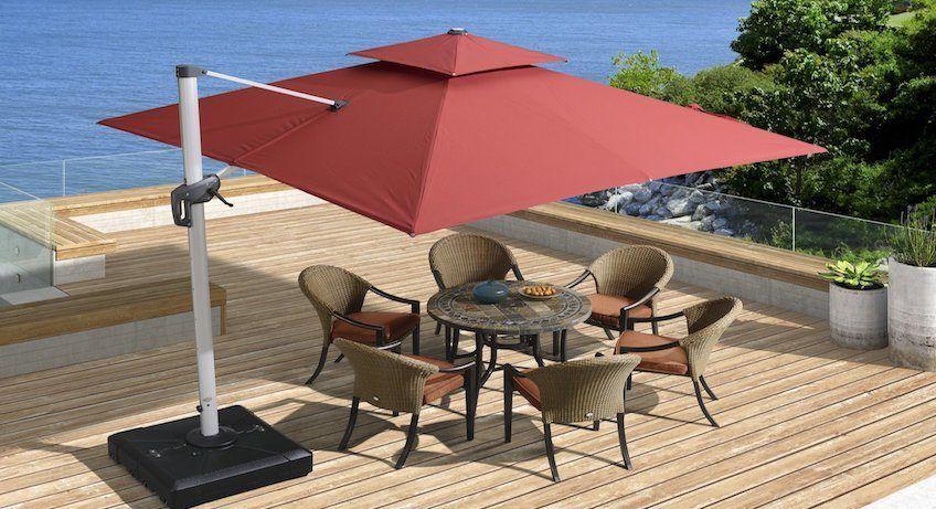 Cantilever Patio Umbrella Kadinhayat Org In 2020 Outdoor Patio Umbrellas Patio Patio Umbrella