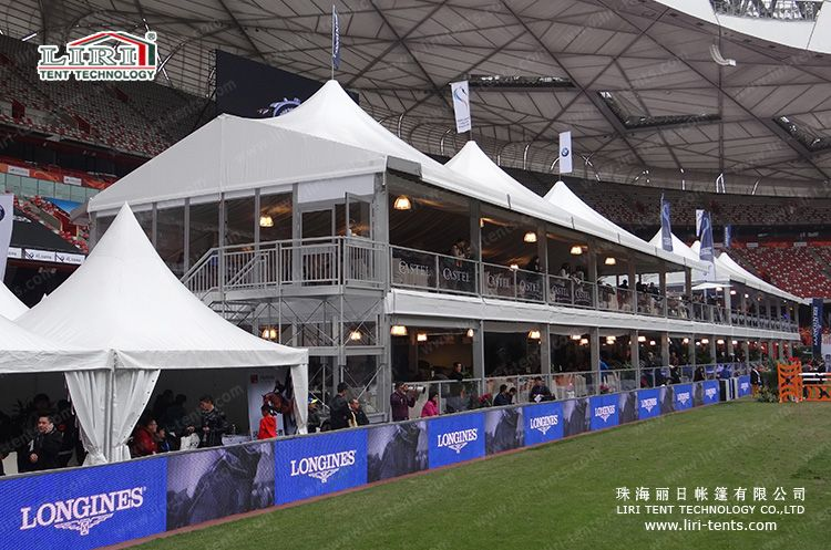 LIRI Two Storey Double Decker Marquee Tent contactIra Wu emailsales@liri & LIRI Two Storey Double Decker Marquee Tent contact:Ira Wu email ...