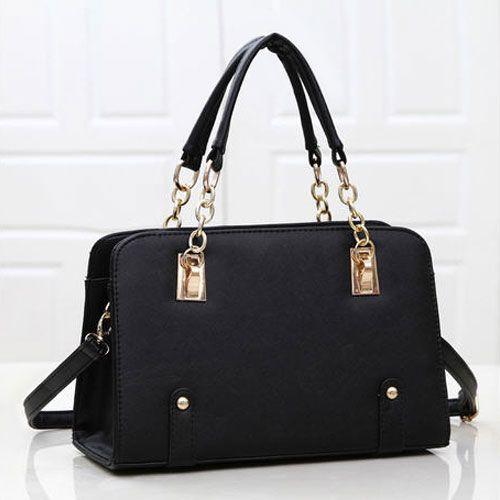 6ef18fd571 New Korean Lady Women Hobo PU Leather Messenger Handbag Shoulder Bag Totes  Purse