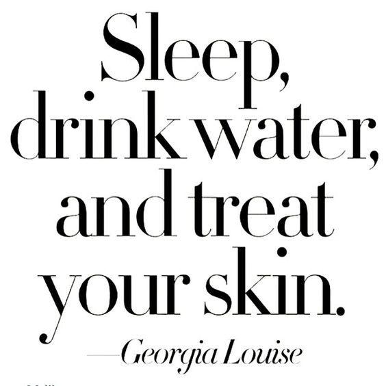 Georgia Louise Good advice! #skincare #skin #skincaretips