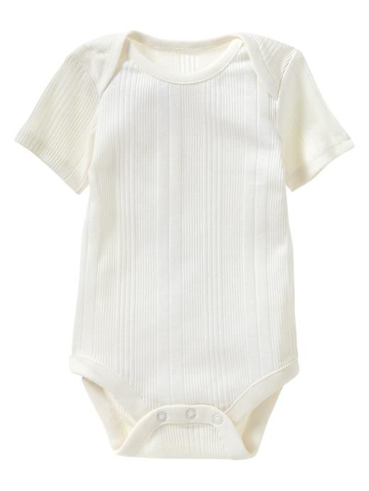 be066fd43457 Organic ribbed bodysuit | future lil B | Neutral baby clothes, Baby ...